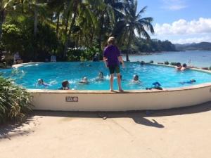 hamilton island pool